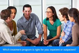 Inpatient vs outpatient