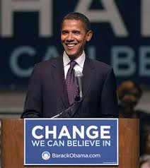 Obama brought change 2